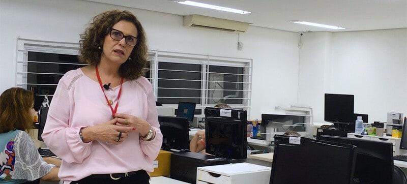 Susana Steigleder Diretora de Materiais e Novos Negocios na empresa Massima Alimentação
