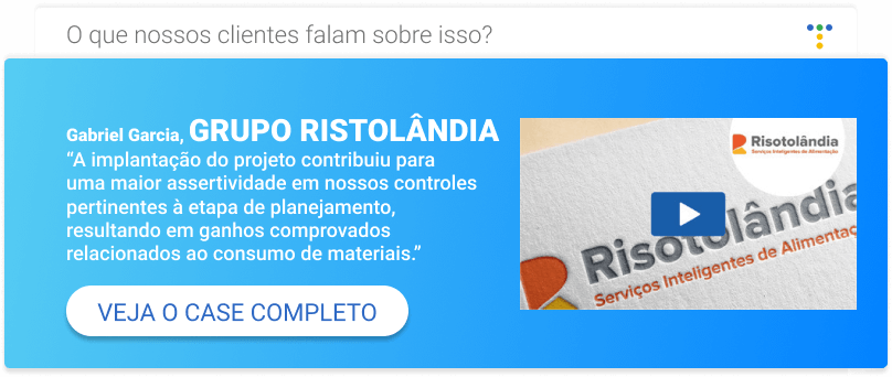 Case de sucesso da Teknisa em parceria com a Risotolândia
