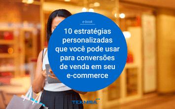 10 estratégias personalizadas que você pode usar para conversões de venda em seu e-commerce