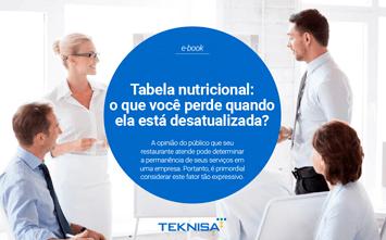 Tabela Nutricional: o que você perde quando ela está desatualizada?