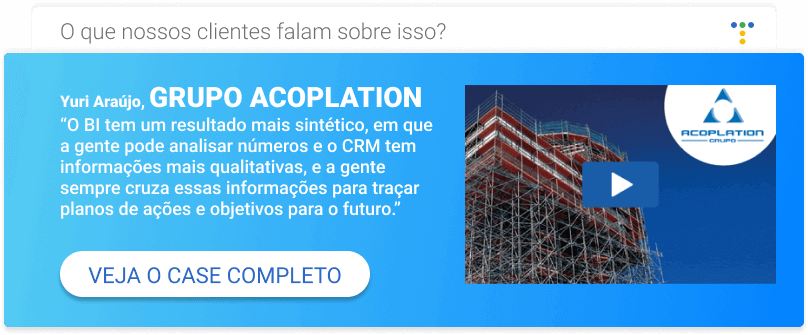 Case de sucesso da Teknisa e Grupo Acoplation