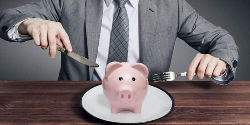 reduzir custos em um restaurante