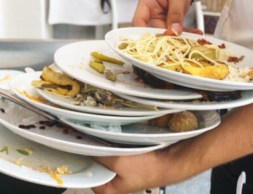 ¿Cómo disminuir el desperdicio de alimentos en su restaurante?