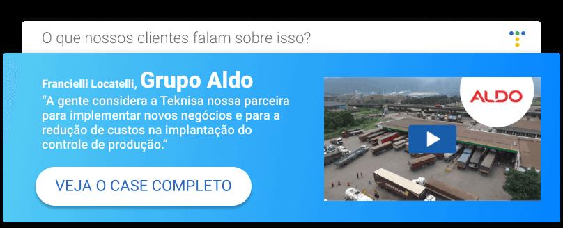 case Teknisa Grupo Aldo