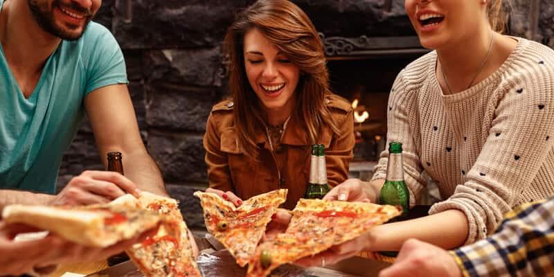 delivery para pizzaria e restaurantes