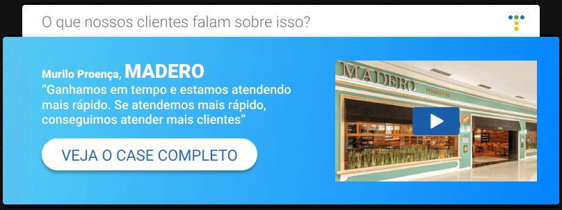 Case Restaurante Madero