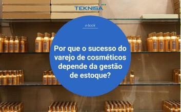 capa do e-book Por que o sucesso do varejo de cosméticos depende da gestão de estoque?