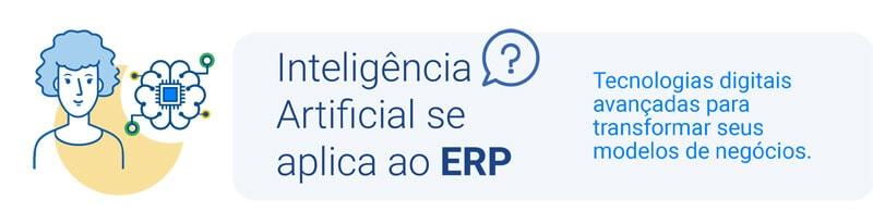 inteligência artificial nos sistemas ERP
