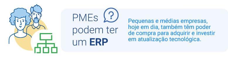 Sistema ERP para pequenas empresas
