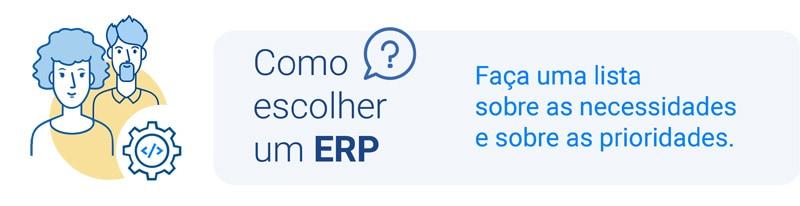 Qual melhor sogtware ERP do mercado?