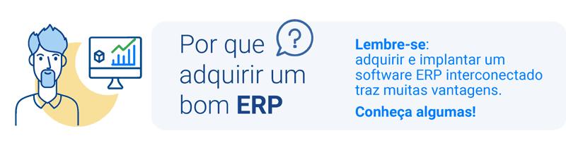vantagens de implementar um sistema ERP