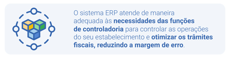 ERP para controladoria