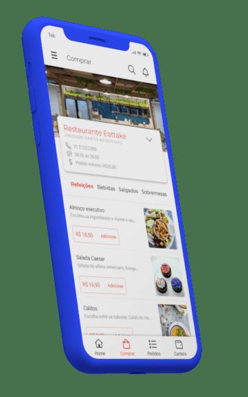 eattake soluçao delivery marketplace sem taxa