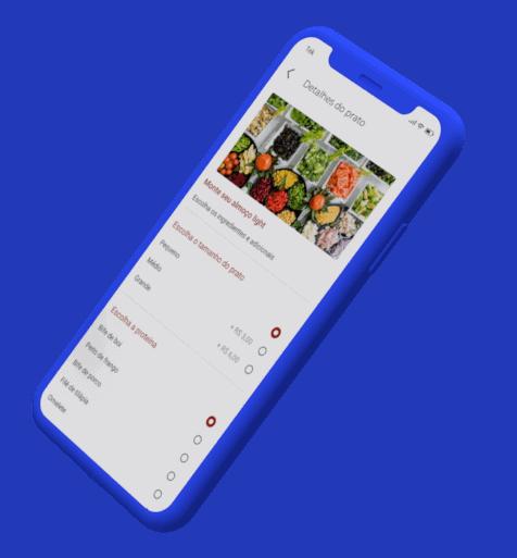 app de autoatendimento para restaurantes corporativos