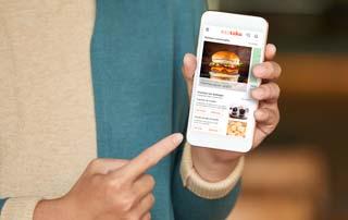 Sistema para pequenos negócios de food service